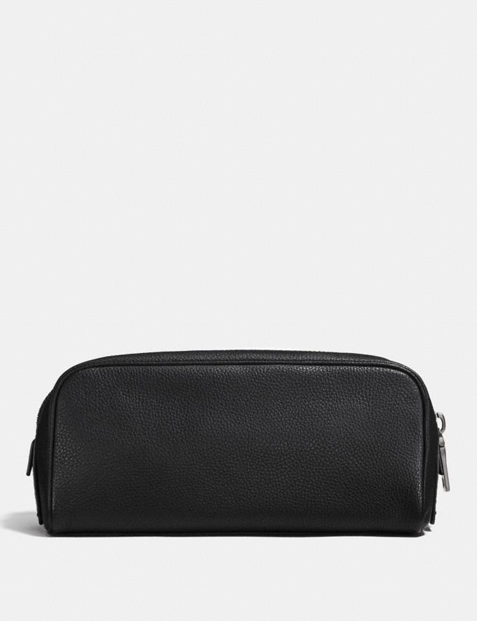 Coach Dopp Kit Black SUMMER SALE Sale Edits New to Sale New to Sale Alternate View 2