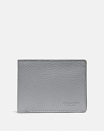 ae46f8cb9723 Men's Leather Wallets | COACH ®