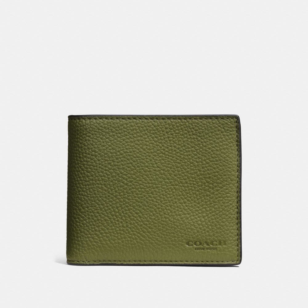 Coach 3-In-1 Wallet