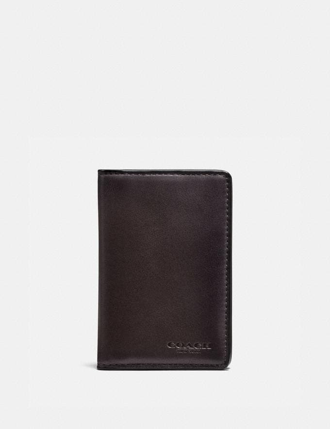 Coach Card Wallet Chestnut 30% off Select Full-Price Styles