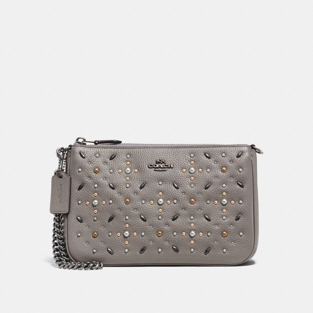 NOLITA WRISTLET 22 WITH PRAIRIE RIVETS