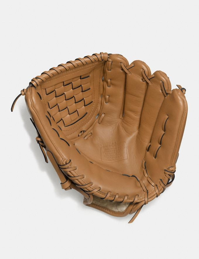 Coach Baseball Glove Vermillion CYBER MONDAY SALE Men's Sale Accessories