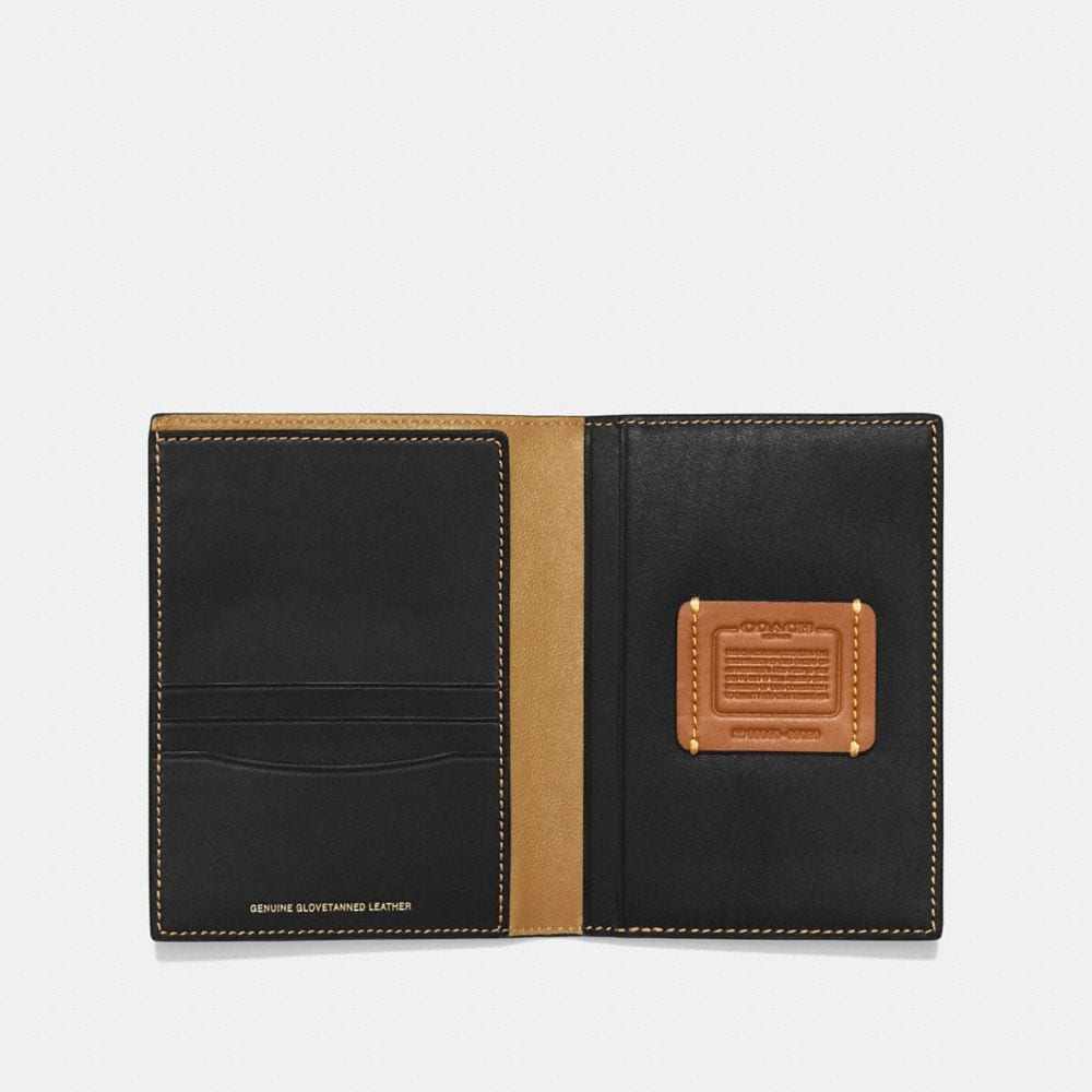 Coach Passport Case Alternate View 1