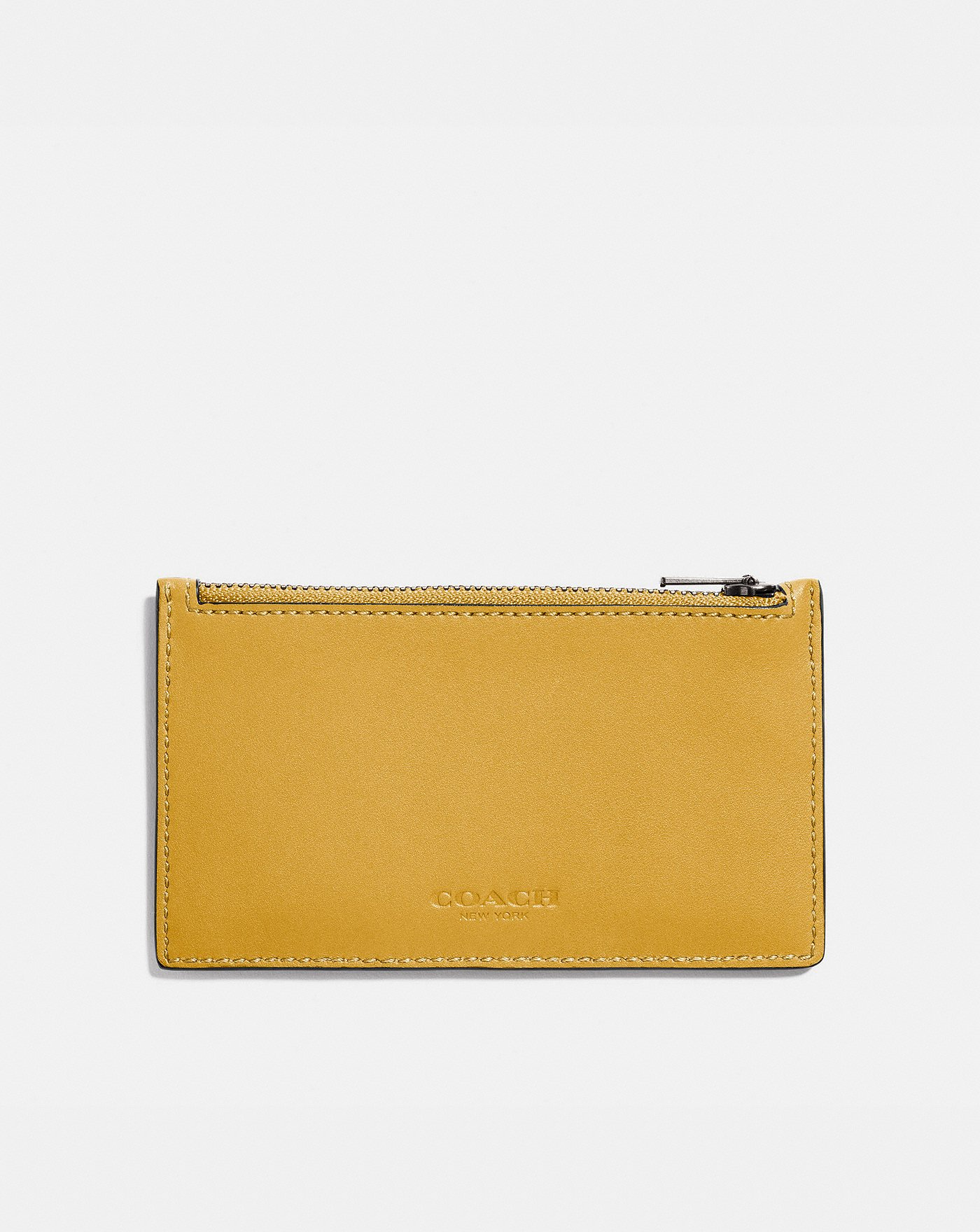 Coach mens card cases zip card case magicingreecefo Gallery