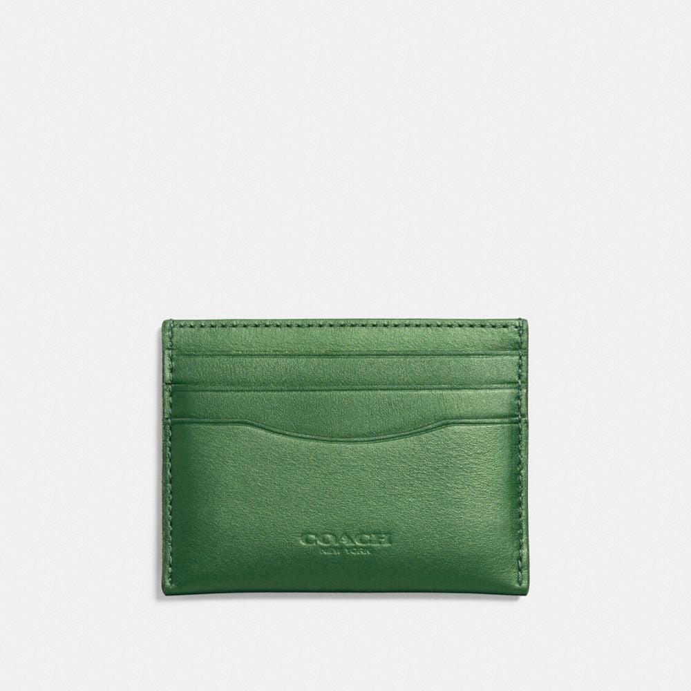 FLAT CARD CASE