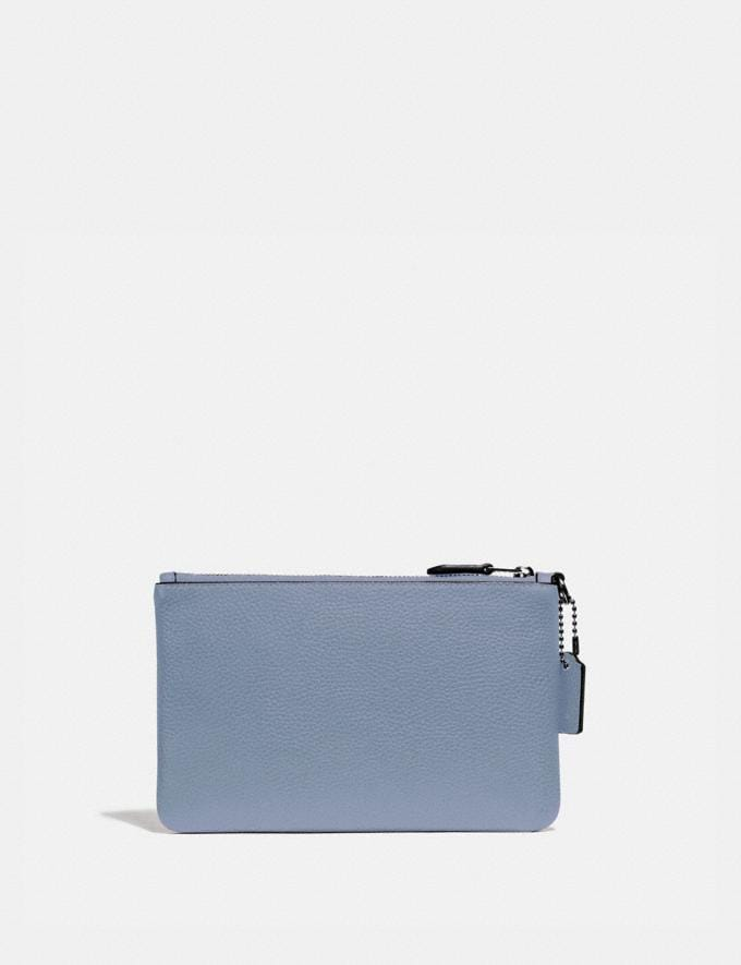 Coach Small Wristlet V5/Bluebell SUMMER SALE Sale Edits New to Sale New to Sale Alternate View 1