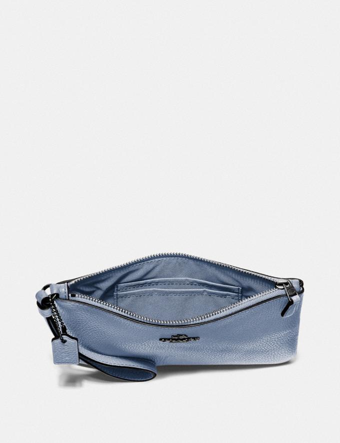 Coach Small Wristlet V5/Bluebell SUMMER SALE Sale Edits New to Sale New to Sale Alternate View 2