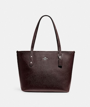 MINI CITY ZIP TOTE