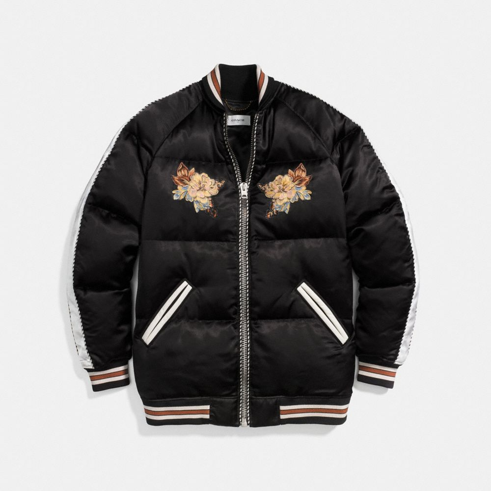 EAGLE SOUVENIR PUFFER COAT