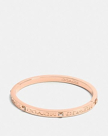 how to tell if a coach bangle is real