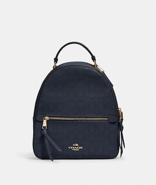 JORDYN BACKPACK IN SIGNATURE LEATHER