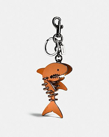 SMALL SHARKY BAG CHARM