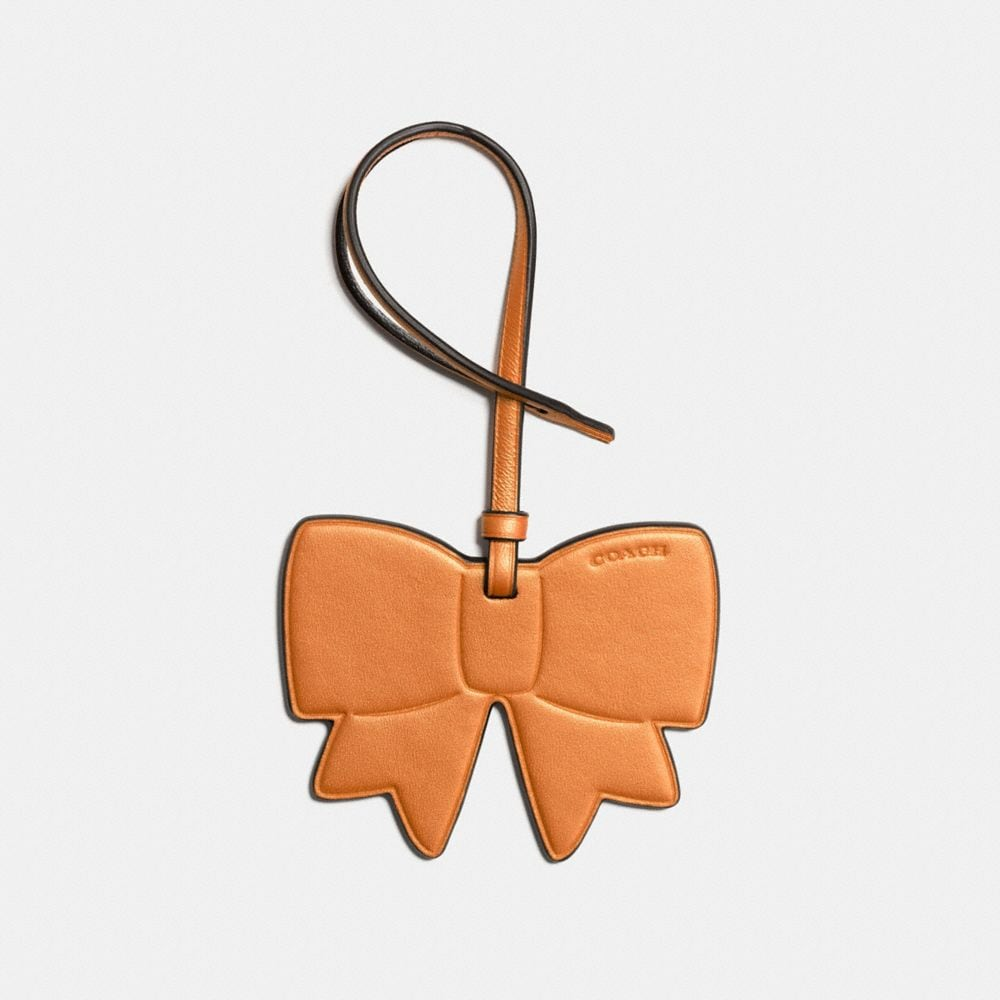 Coach Bow Ornament