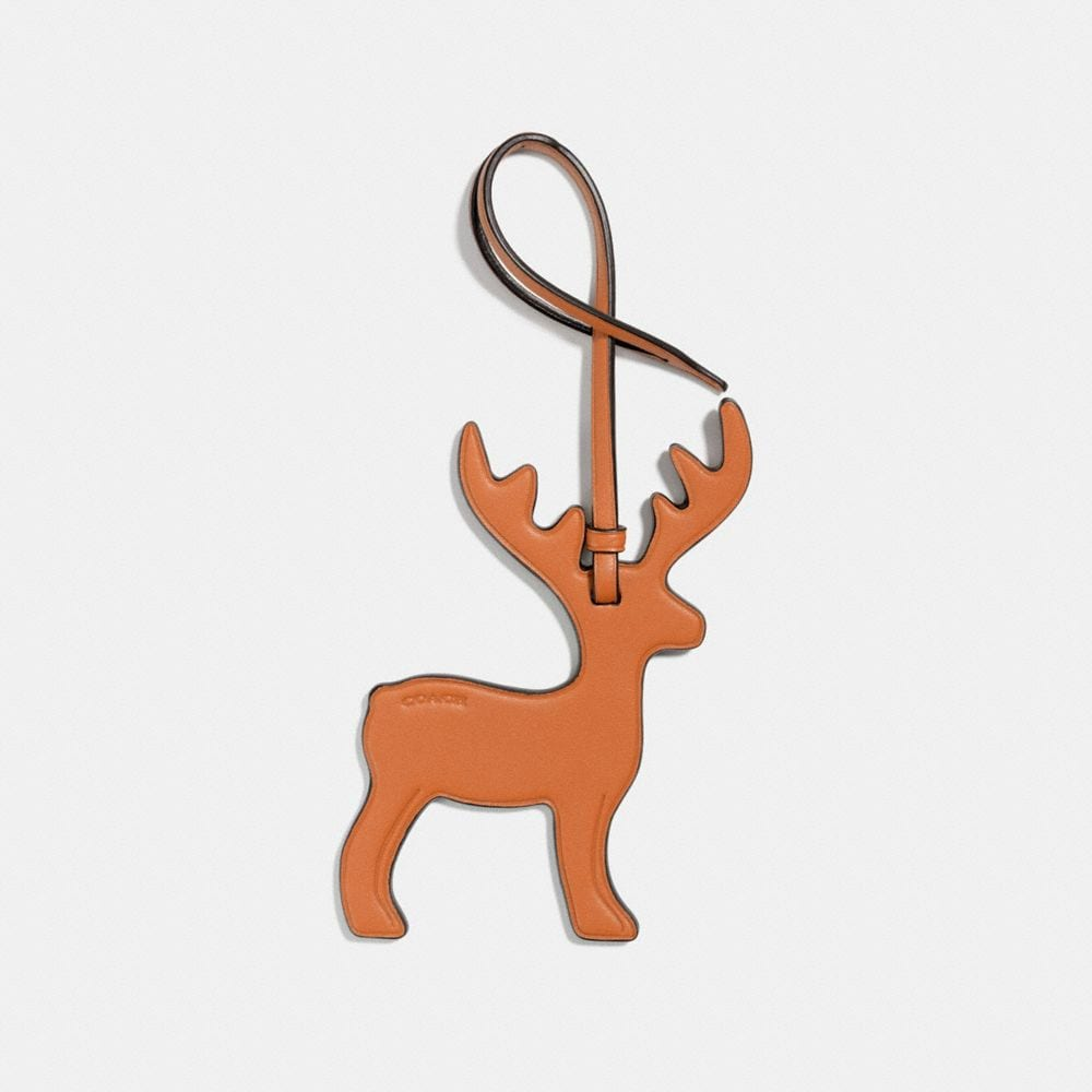 Coach Deer Ornament