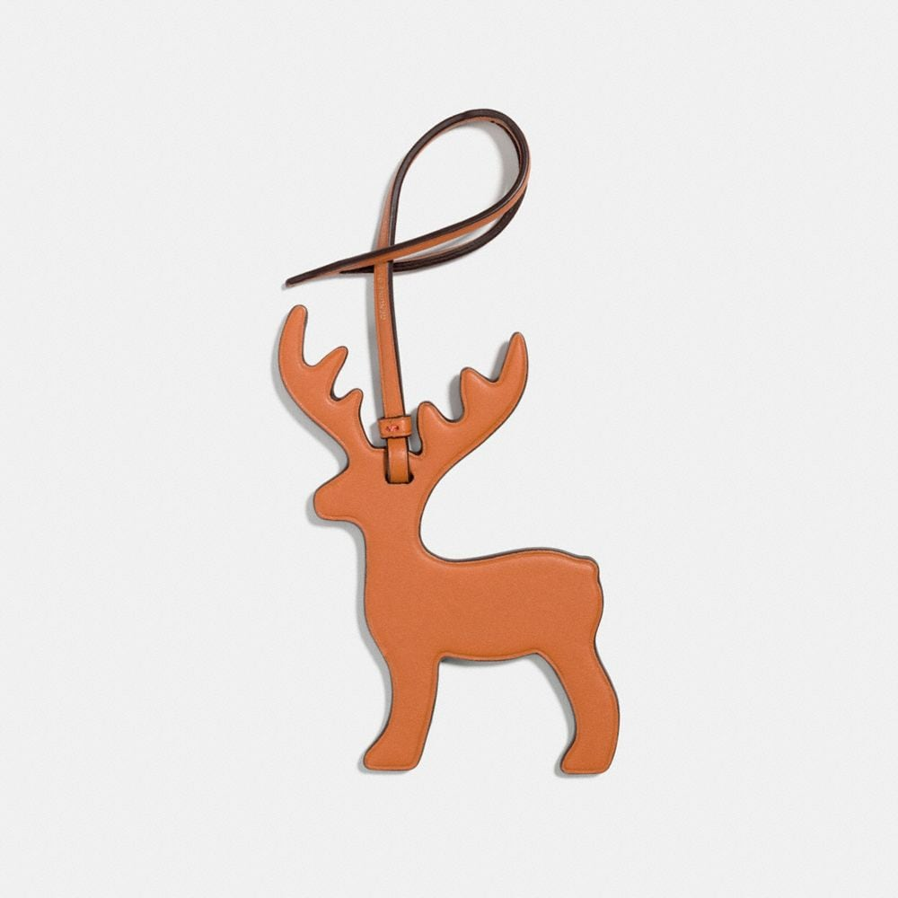 Coach Deer Ornament Alternate View 1