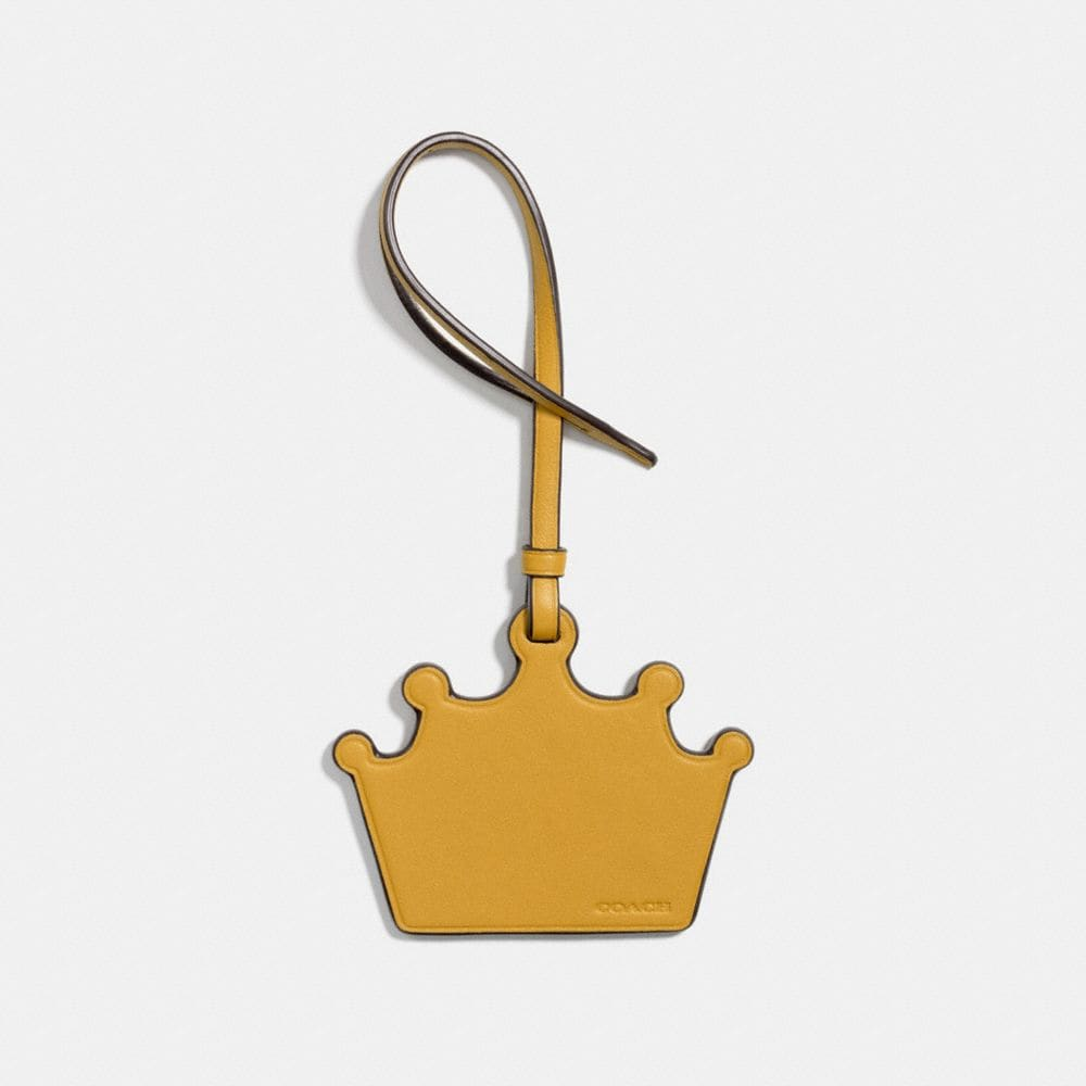 Coach Crown Ornament