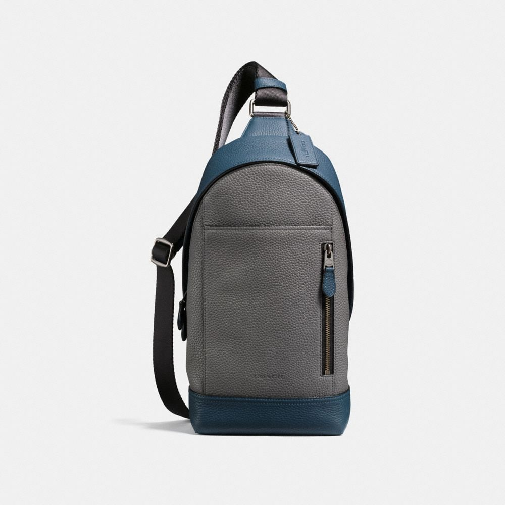 Coach Manhattan Sling Pack in Colorblock