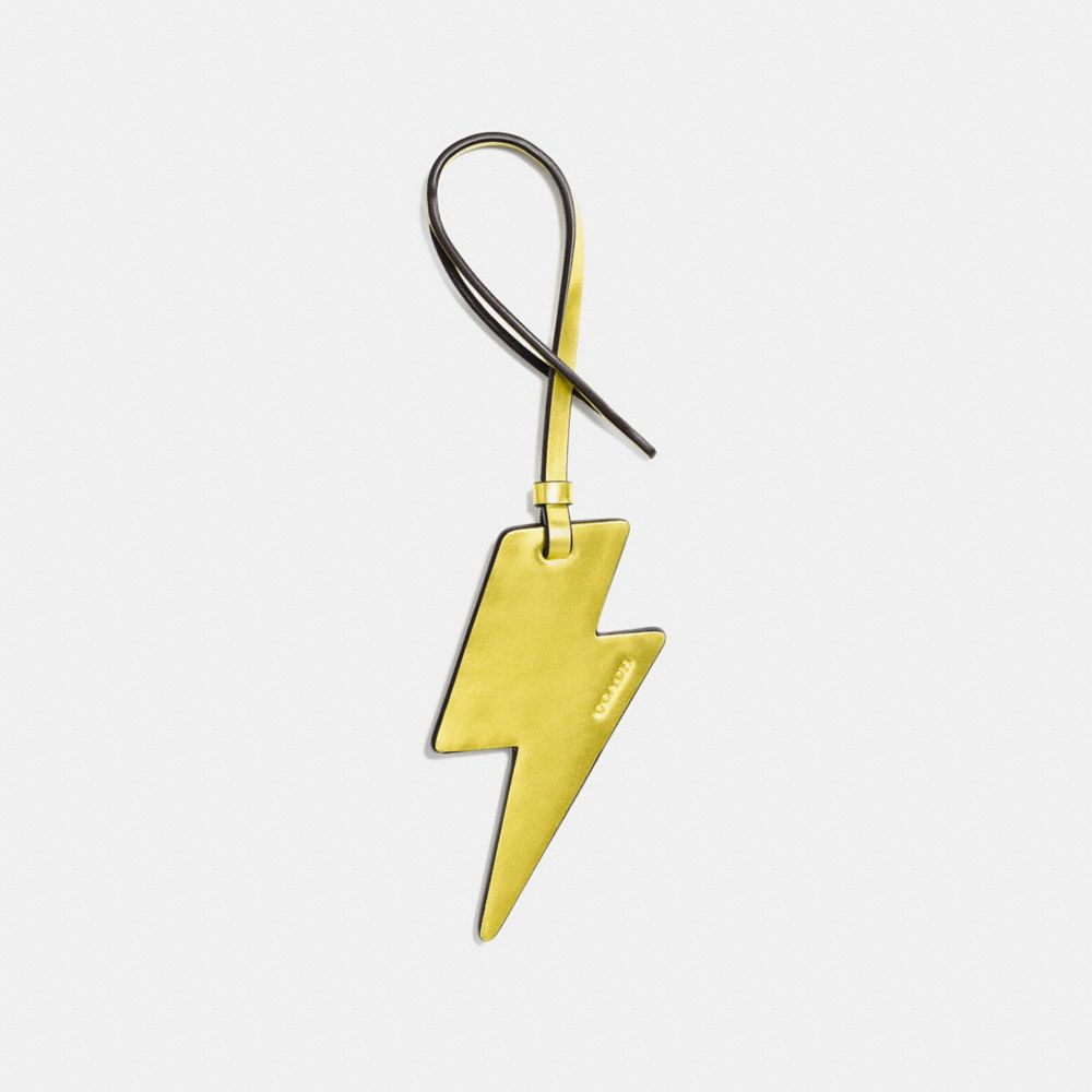 Coach Lightning Bolt Ornament