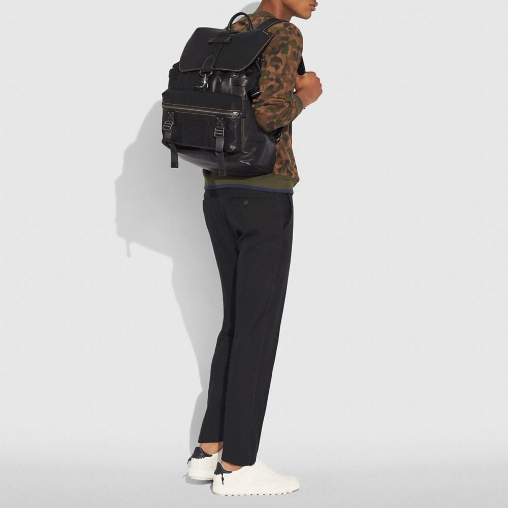 Coach Bleecker Utility Backpack Alternate View 3