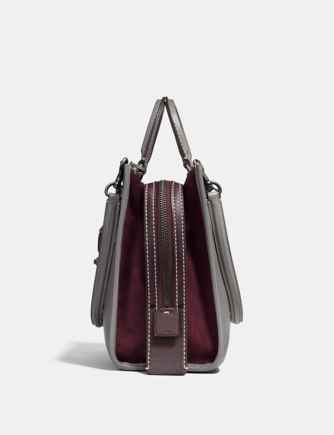 Coach Rogue Heather Grey/Black Copper SALE null Black Friday Event Alternate View 1