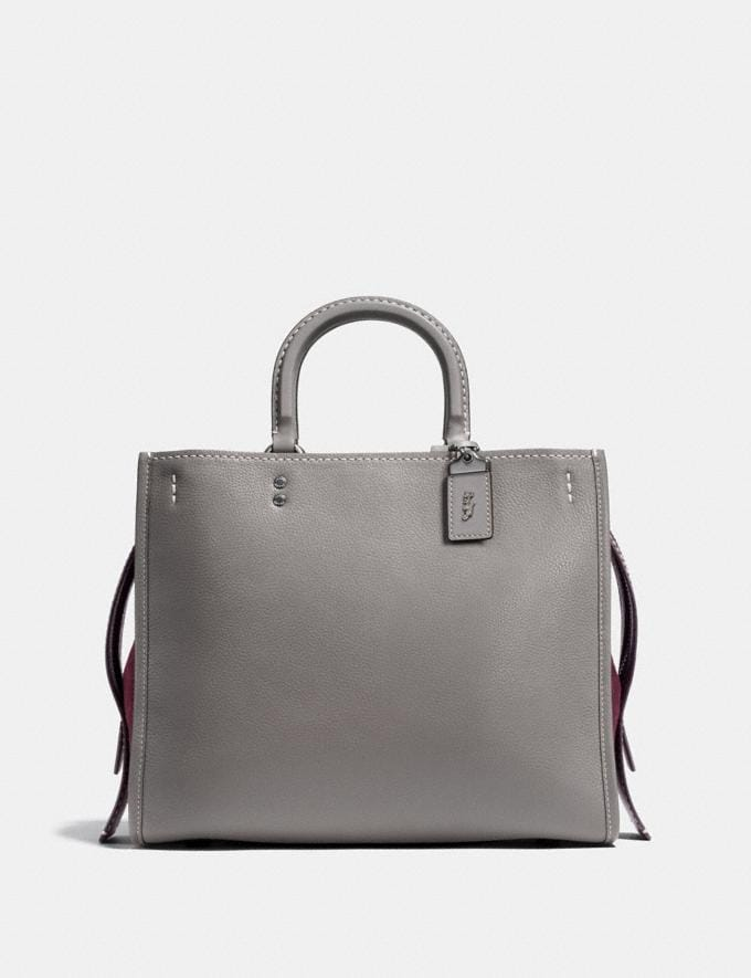 Coach Rogue Heather Grey/Black Copper SALE null Black Friday Event