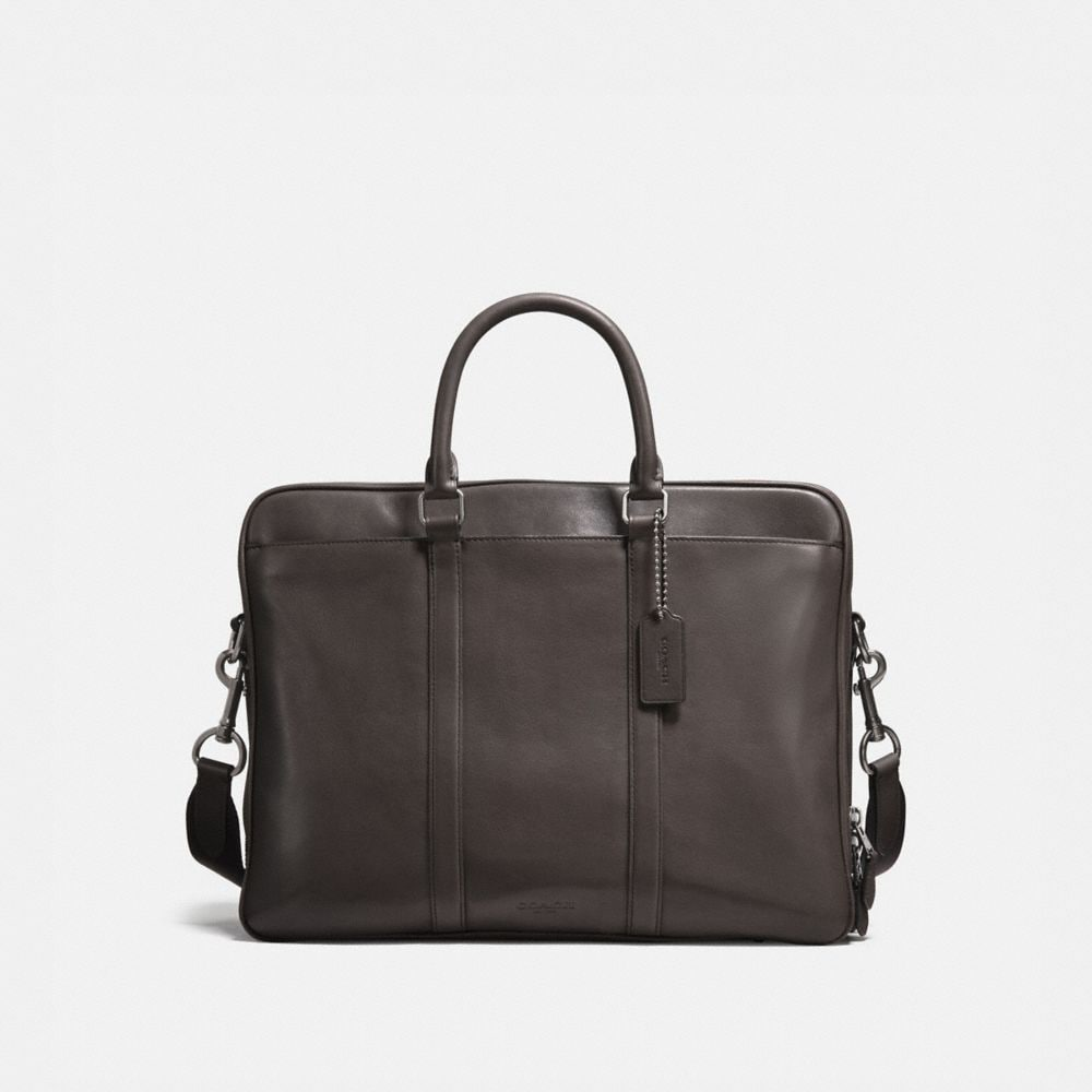 Coach Metropolitan Double Zip Business Case