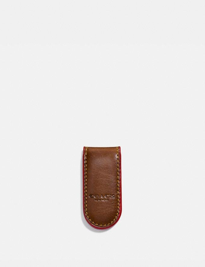 Coach Money Clip Saddle Gifts For Him Under £100