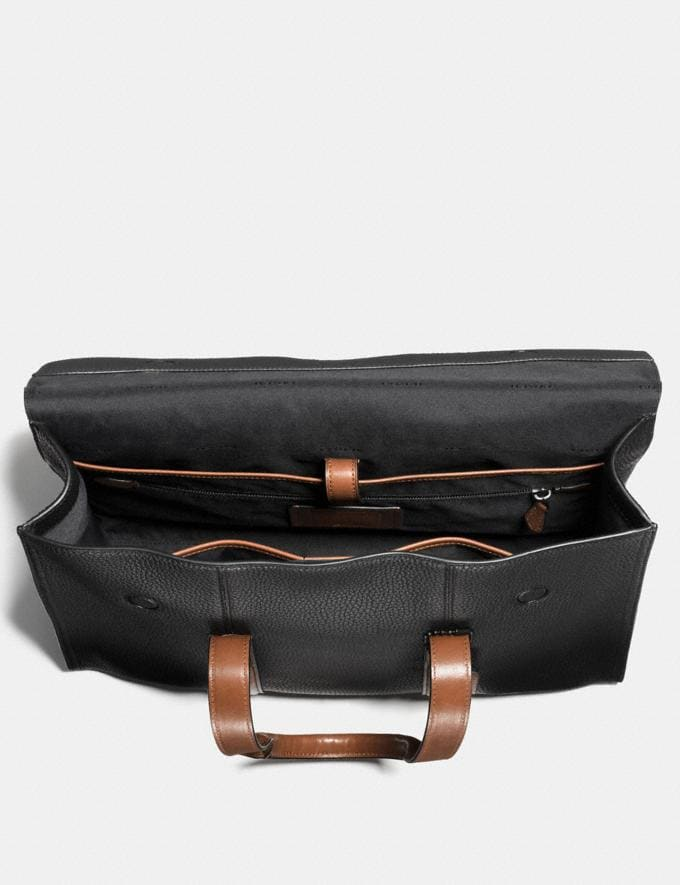 Coach Portafolios Con ArnÉS Metropolitan Midnight/Black/Black  Vistas alternativas 2