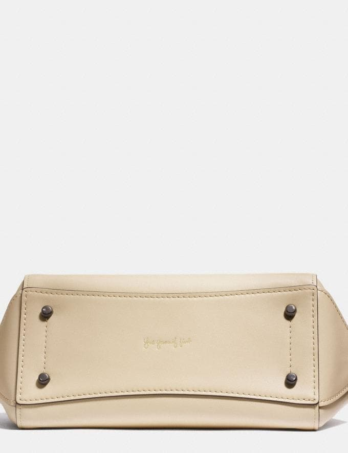 Coach Selena Grace Bag Selena White/Light Gold Gifts For Her Bestsellers Alternate View 6