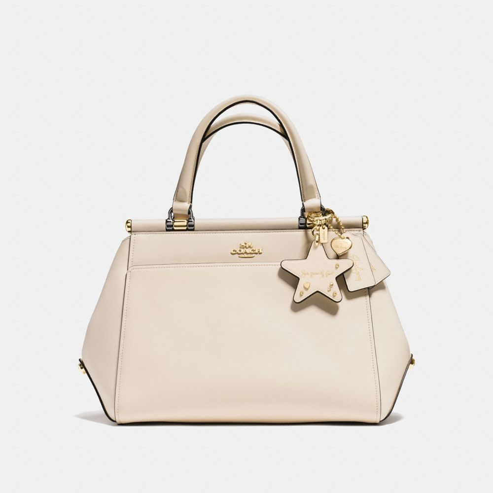 Coach Selena Star Bag Charm Alternate View 1