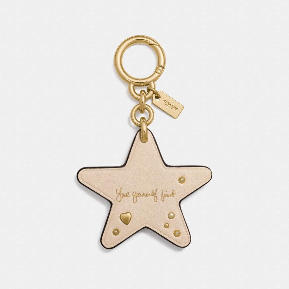 Coach Selena Star Bag Charm