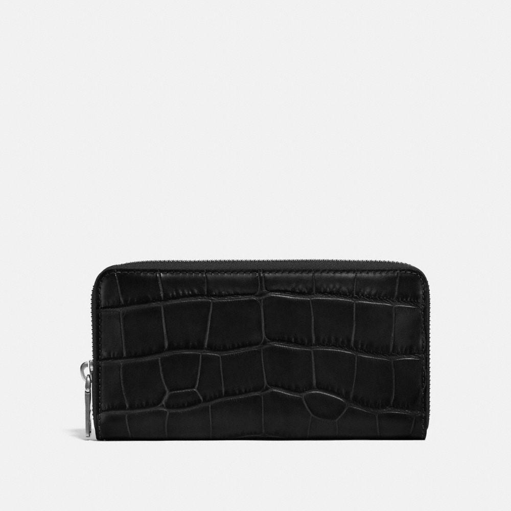Coach Accordion Wallet