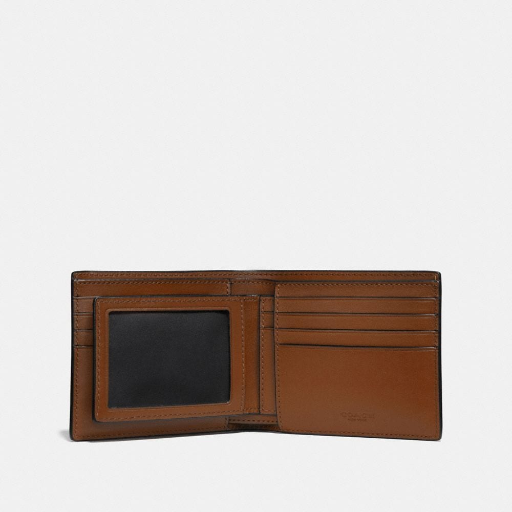 Coach 3-In-1 Wallet in Signature Leather Alternate View 2