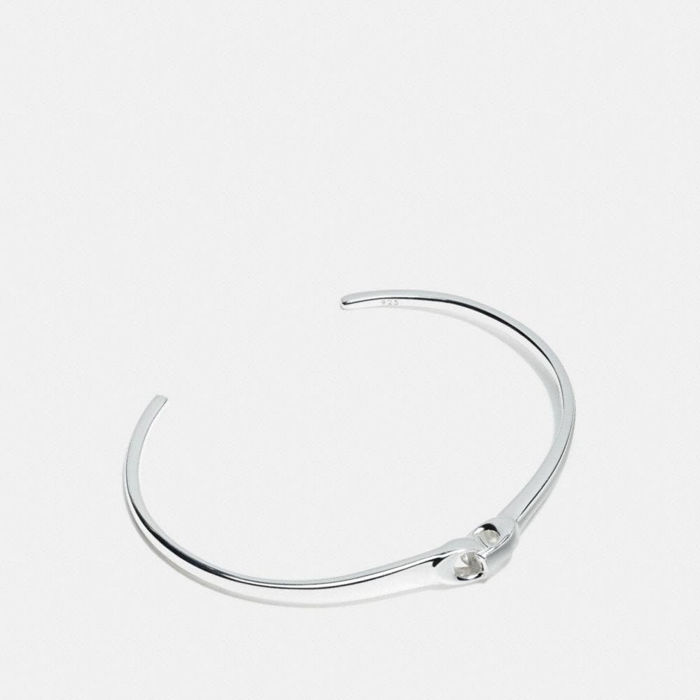 Coach Signature Chain Link Cuff