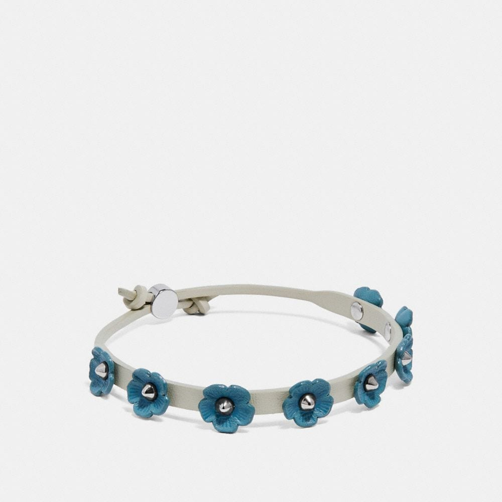 Coach Tea Rose Friendship Bracelet