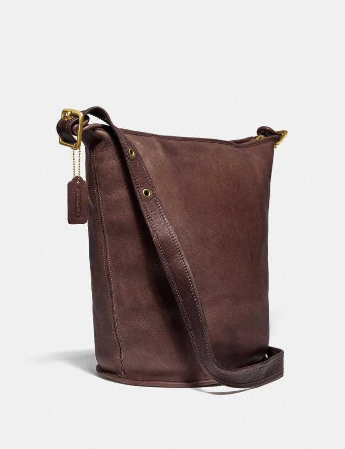 Coach Restored Duffle 15 B4/Mahogany SALE Für Sie Taschen Alternative Ansicht 1