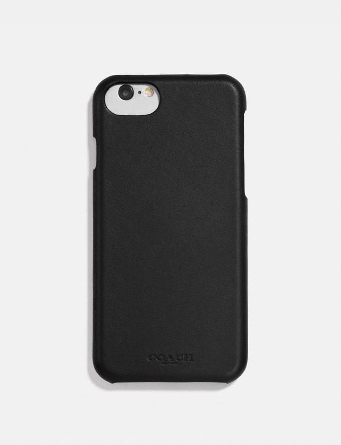 Coach iPhone 6s/7/8/X/Xs Case Black Women Edits Your Life, Your Coach