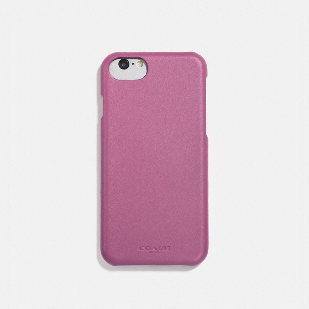 Coach iPhone 6s/7/8/X/Xs Case