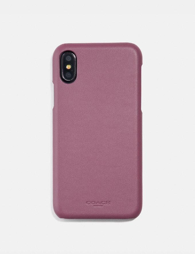 Coach iPhone 6s/7/8/X/Xs Case Primrose Women Accessories Tech & Travel Alternate View 1
