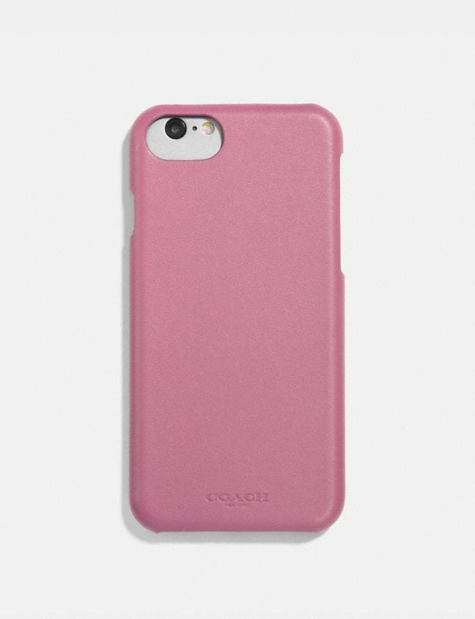 Coach iPhone 6s/7/8/X/Xs Case Rose SALE Men's Sale Accessories