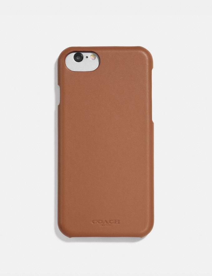 Coach iPhone 6s/7/8/X/Xs Case Saddle Women Edits Your Life, Your Coach