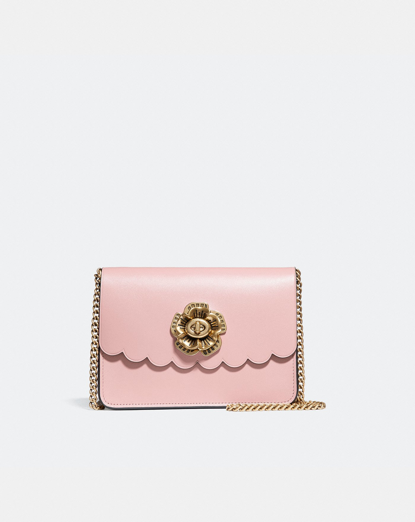 e146a14518ae Bowery Crossbody With Tea Rose Turnlock