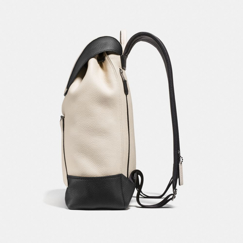 Coach Manhattan Backpack in Colorblock Alternate View 1