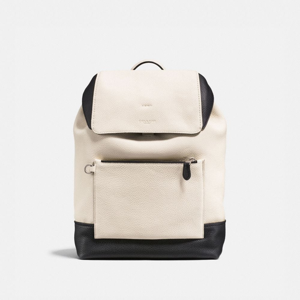 manhattan backpack in colorblock | Tuggl