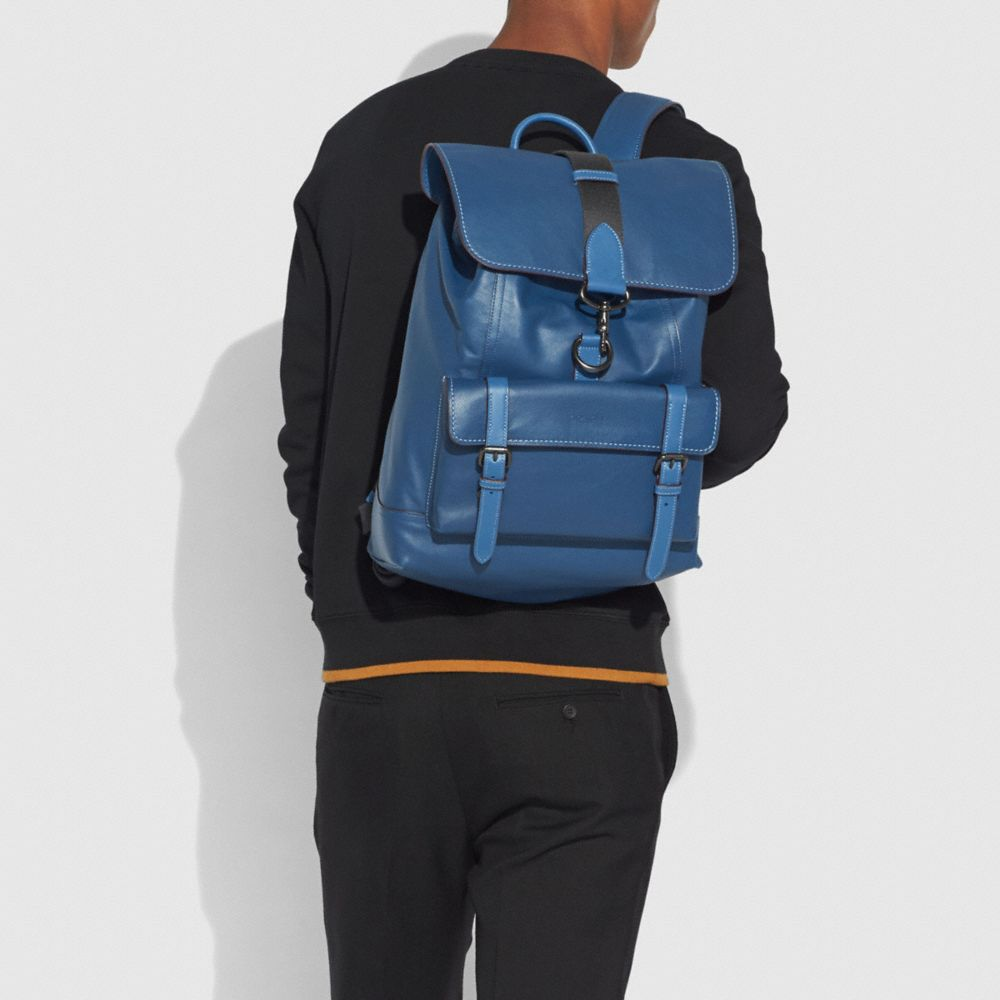 Coach Bleecker Backpack Alternate View 3