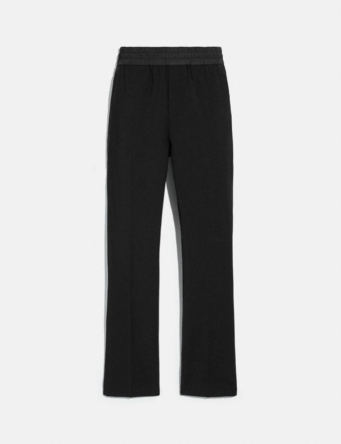 Coach Pleated Pants Black SALE 30% off Select Full-Price Styles Men's