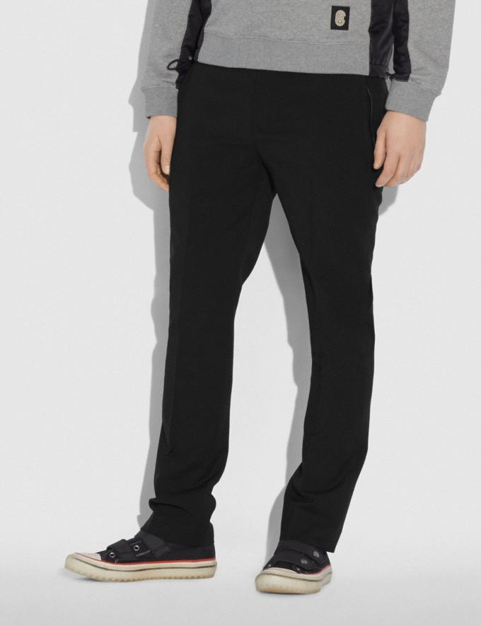 Coach Pleated Pants Black SALE 30% off Select Full-Price Styles Men's Alternate View 1
