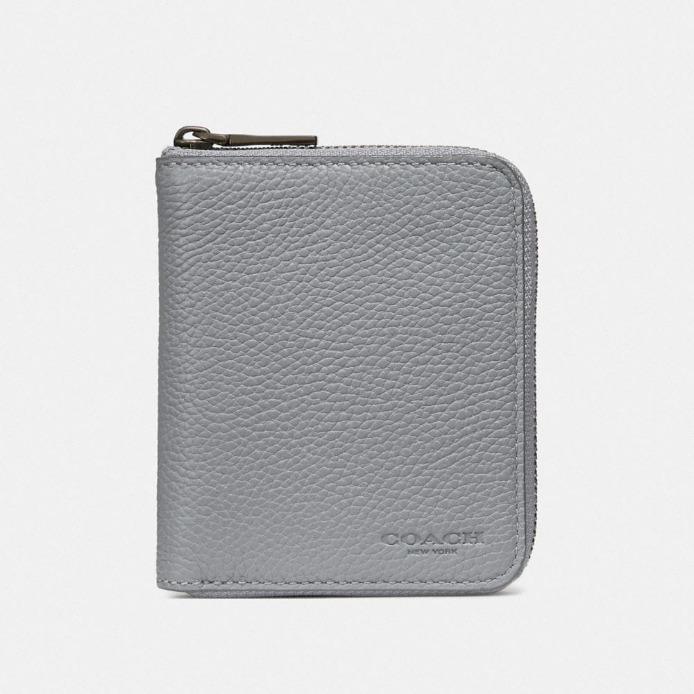 small zip around wallet