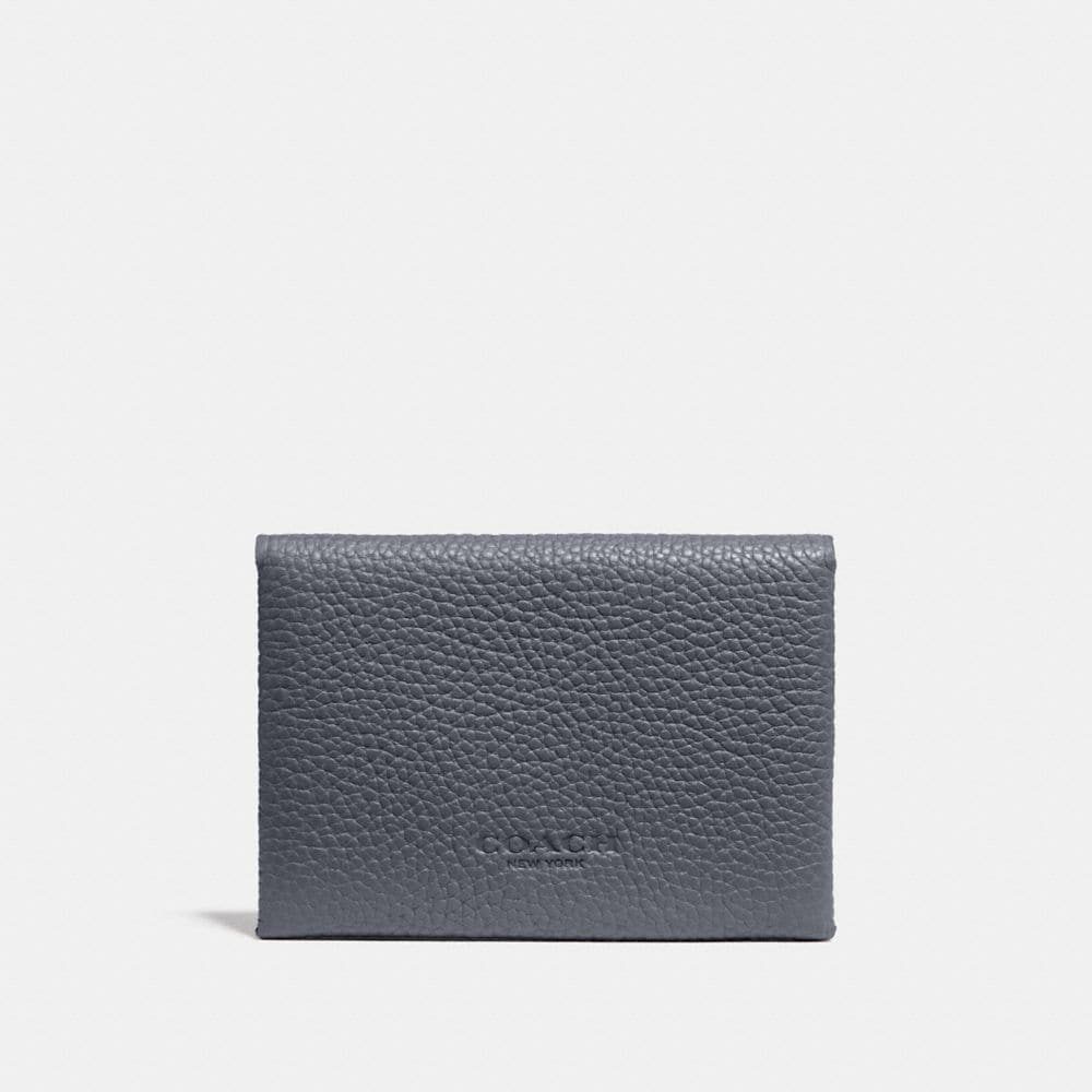 Coach Snap Card Case in Colorblock Alternate View 1