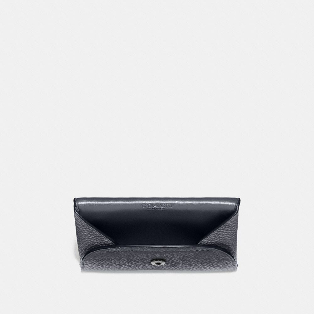 Coach Snap Card Case in Colorblock Alternate View 2